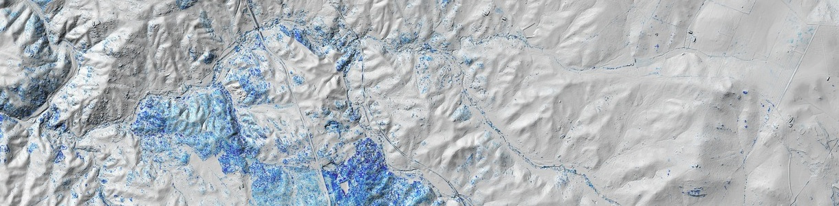 Time-saving topographic product generation